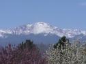 Pikes Peaks' Easter Glory